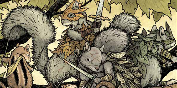 Mouse Guard: Legends of the Guard – Vol. 3 #1