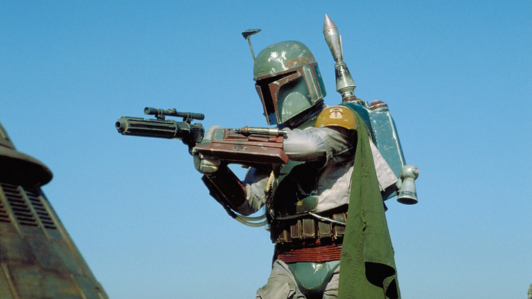Boba Fett? Boba Fett! Where?