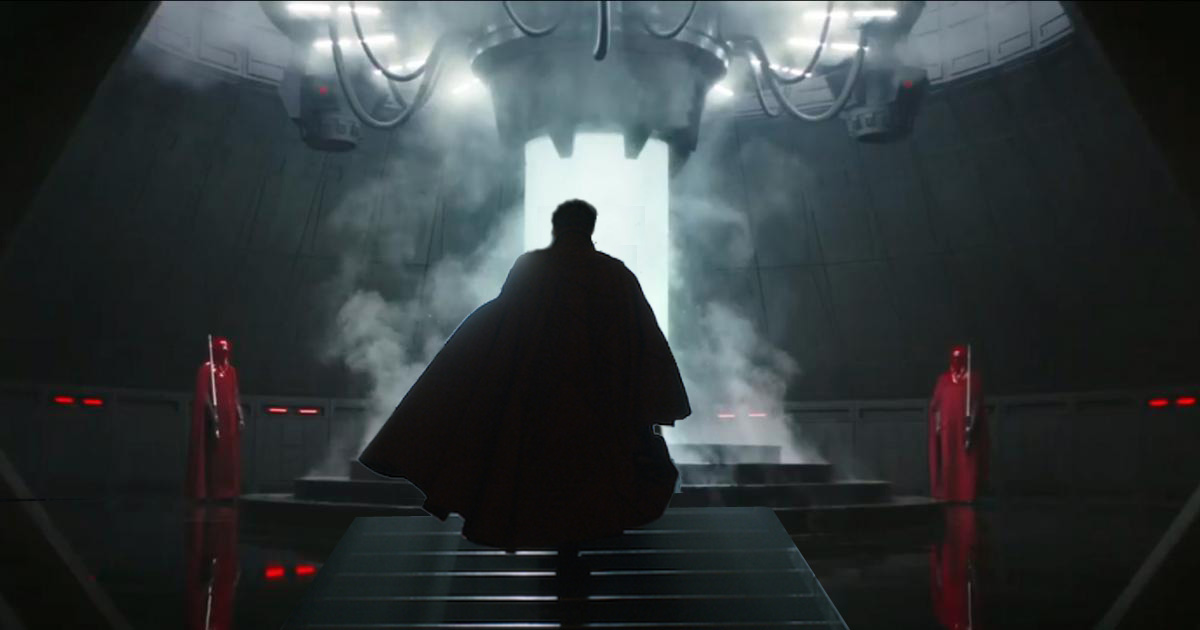 Doctor Strange: The Sith Lord Supreme