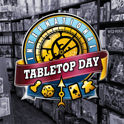 Episode 209 – TableTop Day and Beyond